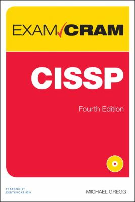 book cover: CISSP Exam Cram
