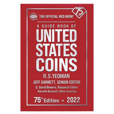 A Guide book of United States coins.