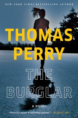 Cover Art for The Burglar