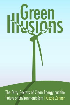 Book Cover : Green Illusions