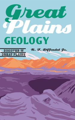 book cover: Great Plains Geology