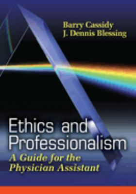 The cover of Ethics and Professionalism