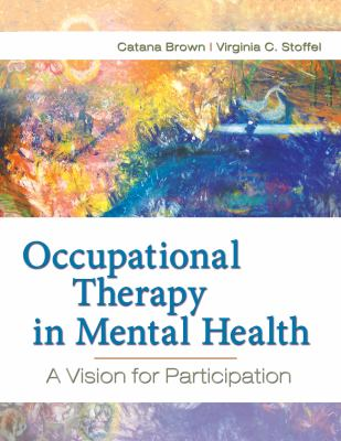 Occupational therapy in mental health: a vision for participation cover and link