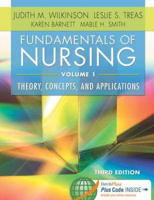 Fundamentals of Nursing, Vol. 1: Theory, Concepts, and Applications (3rd ed.)