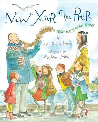 Cover Art for New Year at the Pier