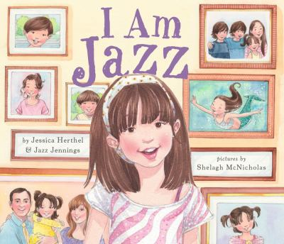 Cover art for I Am Jazz