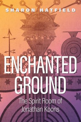 Cover Art for Enchanted Ground