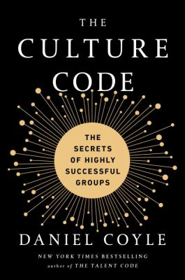 Book cover for The culture code.