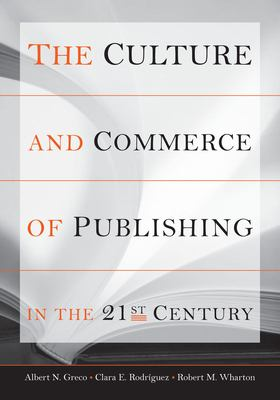 Book Cover for Commerce of Publishing