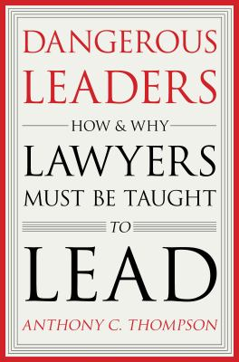 Dangerous Leaders book cover