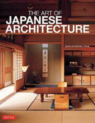 The Art of Japanese Architecture Cover Art