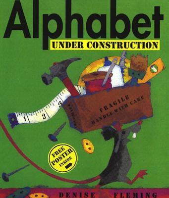 Alphabet Under Construction- September