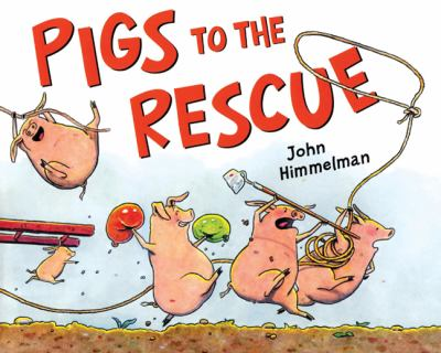 Details about Pigs to the Rescue