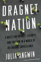 Book cover for Dragnet Nation