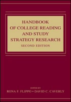 Handbook of College Reading cover art