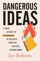 dangerous ideas book cover