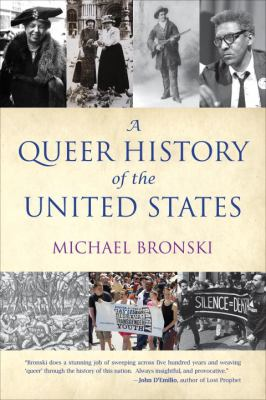 A Queer History of the United States Cover Art