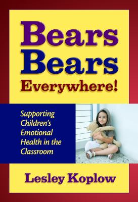 Book cover art for Bears Bears Everywhere!