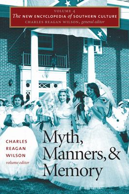 Cover Art for Myth, Manners, and Memory