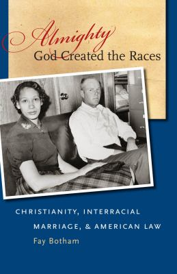 Almighty God Created the Races book cover