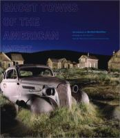 Ghost Towns of the American West book cover