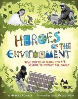 Book cover for Heroes of the Environment