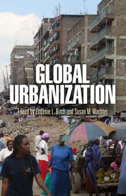 Book Cover : Global Urbanization