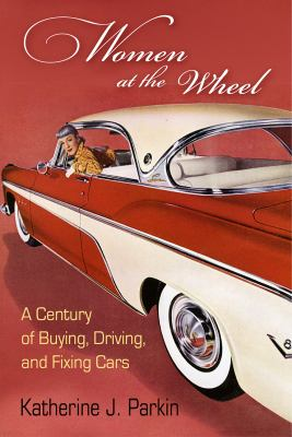 Book cover for Women at the wheel.