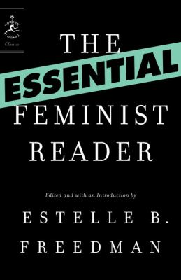 Cook Cover for The Essential Feminist Reader