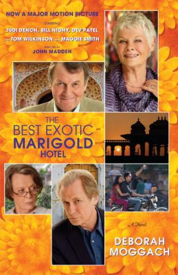 Best Exotic Marigold Hotel:  a novel, The
