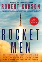 Rocket Men book cover