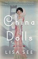 Book cover for China Dolls by Lisa See
