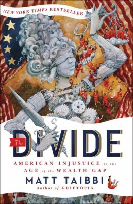 Taibbi Divide cover art