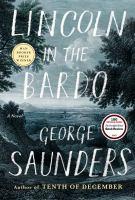 """Luincoln in the Bardo"" Book Cover"