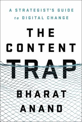 The Content Trap Cover Art