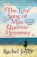 Book cover for The Love Song of Miss Queenie Hennessy
