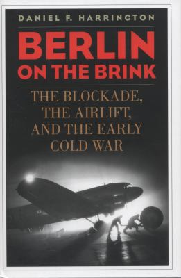 Berlin on the Brink book cover image