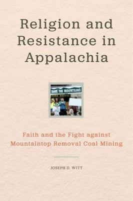 Cover Art for Religion and Resistance in Appalachia