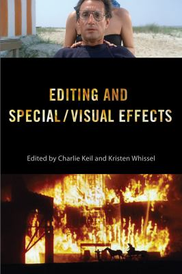 Editing and Special/Visual Effects Cover Art