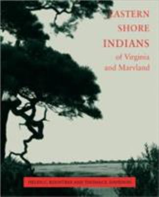 Title: Eastern Shore Indians of Virginia and Maryland