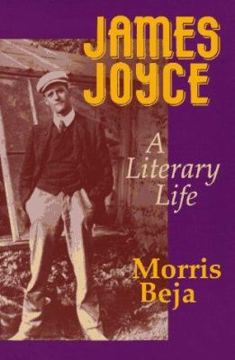 Cover Art for James Joyce: A Literary life