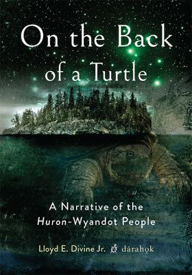 Cover Art for On the Back of a Turtle
