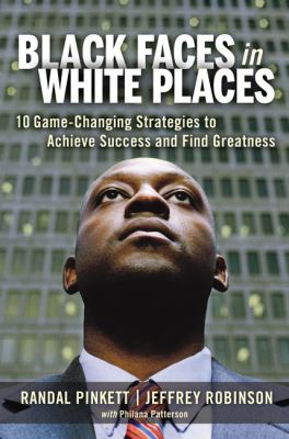 cover art for Black Faces in White Places