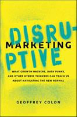 Disruptive Marketing Cover Art