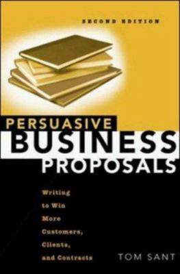 Persuasive Business Proposals Cover Art
