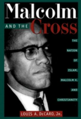 DeCaro Malcolm and the Cross cover art