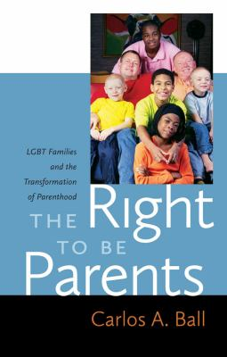 The Right to Be Parents Cover Art