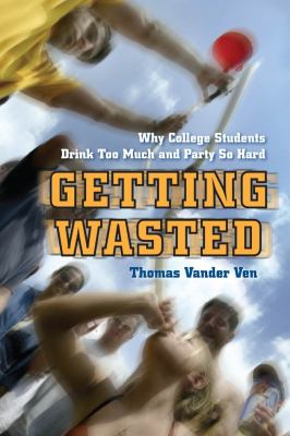 Book cover for Getting wasted.