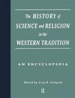 Cover Art for The History of Science and Religion in the Western Tradition