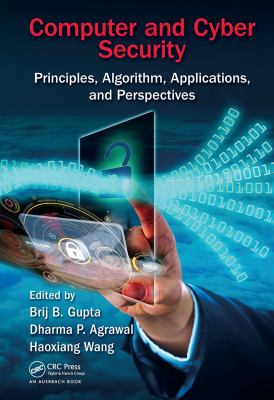 book cover: Computer and Cyber Security
